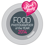 "StockFood sponsors the photography competition ""Pink Lady® Food Photographer of the Year Award 2014"""